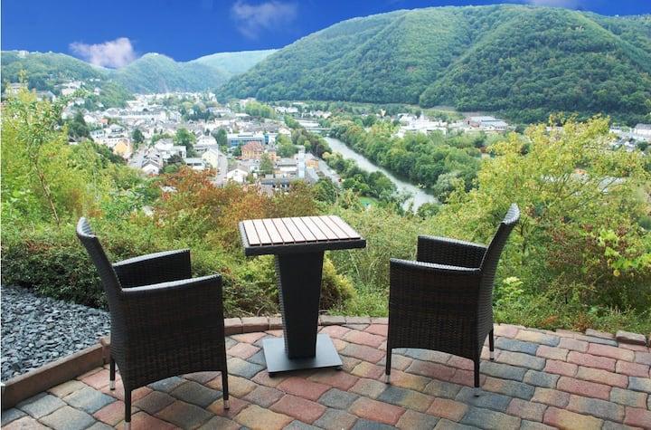 4-Sterne-Wohnung mit Panoramablick