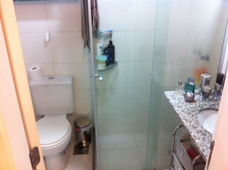 bathroom - Suite
