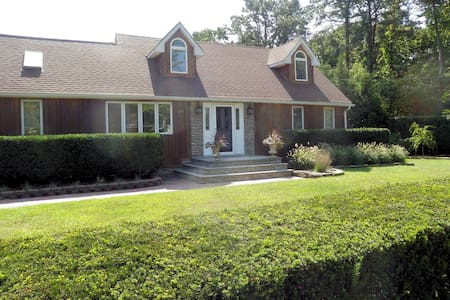 Luxury Long Island 4-bed home - Shirley - Huis