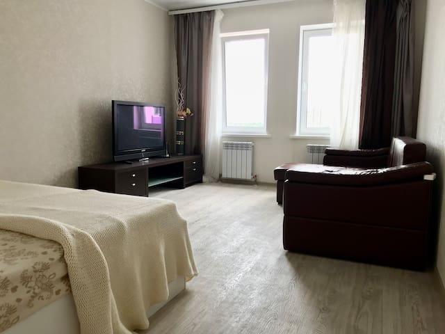 Новая квартира в историческом центре Казани