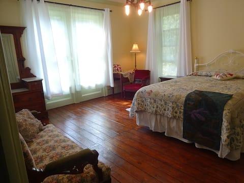 Arnold Farmhouse (second room) (Italianate)
