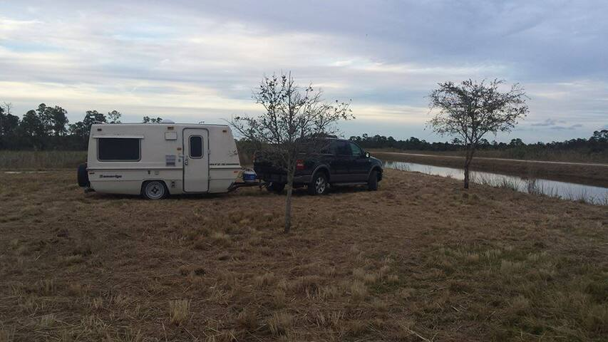 Horse Farm Holiday Camper - Adjala-Tosorontio - Kamp Karavanı/Karavan