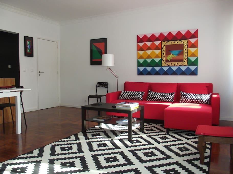 Bright and colorful decoration