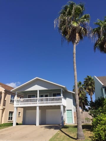 Peaceful Island Studio Apartment - South Padre Island - Lägenhet
