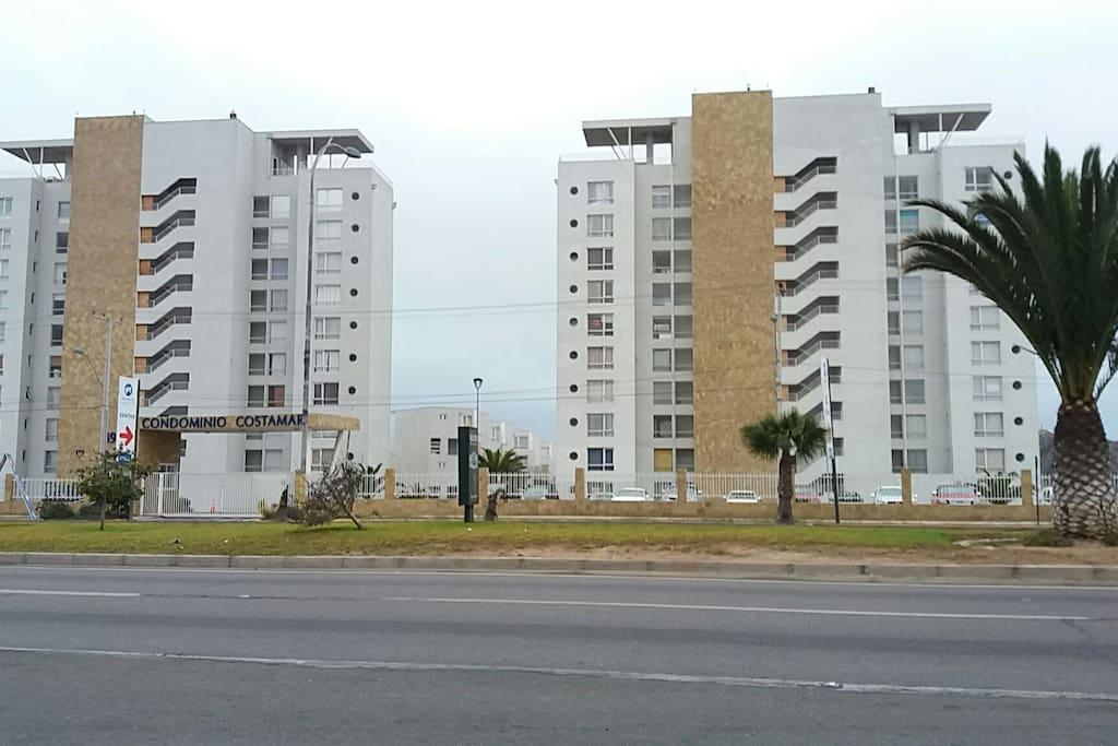Condominio Costamar.
