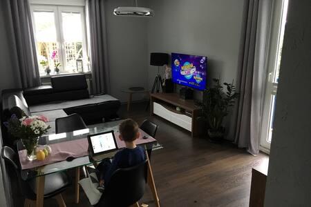 Free space in living room- parking - Mikołów - Διαμέρισμα