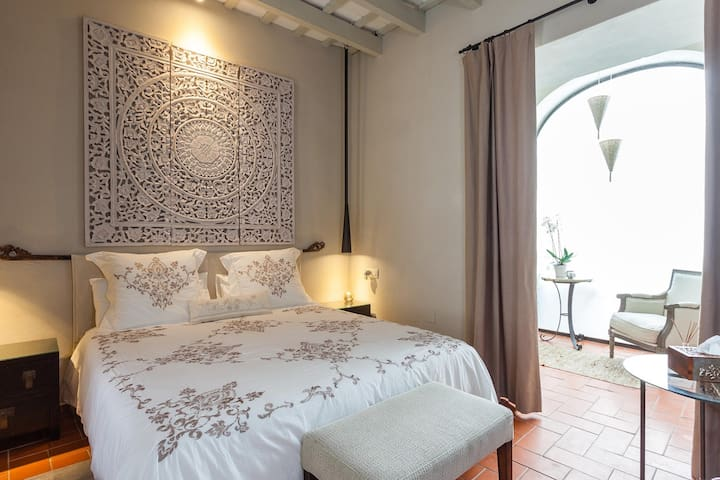 Charming Studio in Heart Old Town - Tarifa - Daire