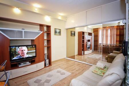 Герцена 13 центр  Омска студия - Wohnung
