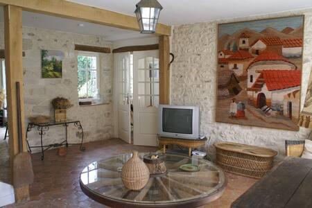 '' La Ferme de Montmatre'' - Moret-sur-Loing - Casa