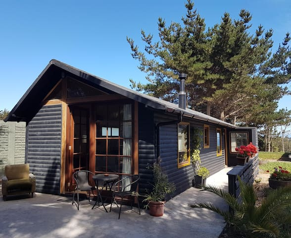 Beautiful cabin close to the beach Punta de Lobos