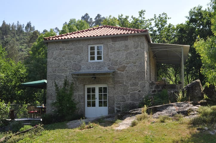 Rural cottage in northern Portugal - Torre - Hus