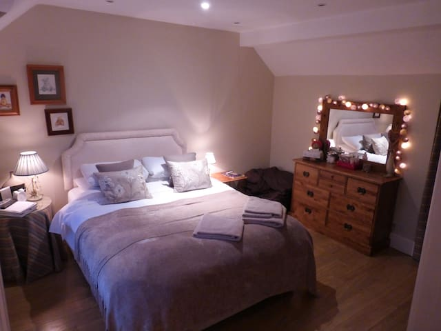 Coach House Bed & Breakfast - Moreton-in-Marsh - Inap sarapan
