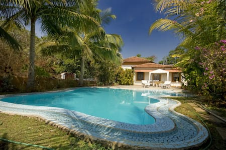 Peaceful villa with private pool - Aldona - Villa