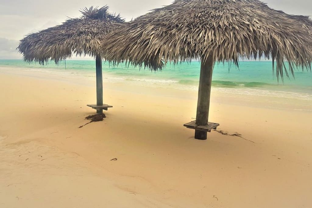 Beach Tiki Time