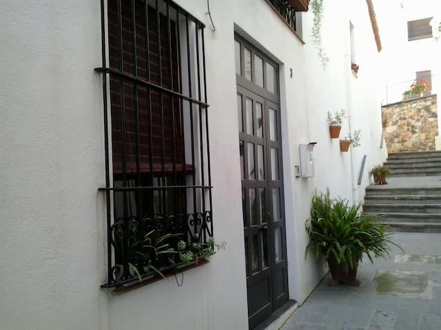 Casa en la playa Sant Pol de Mar - Sant Pol de Mar - House