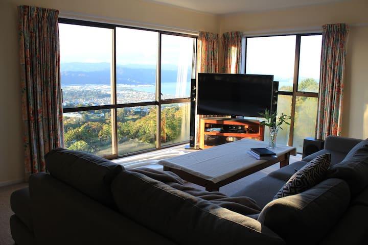 Magic View, Comfortable Living - Lower Hutt - Casa