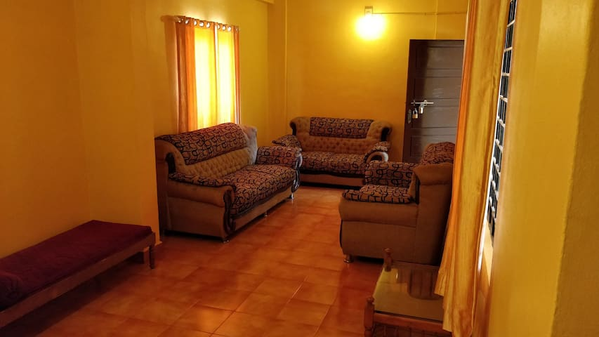 Furnished Air Conditioned Apartment in Thodupuzha