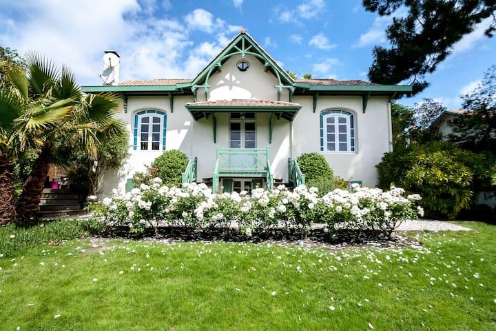 Charme et confort (annexe Villa) - Arcachon - Chalet