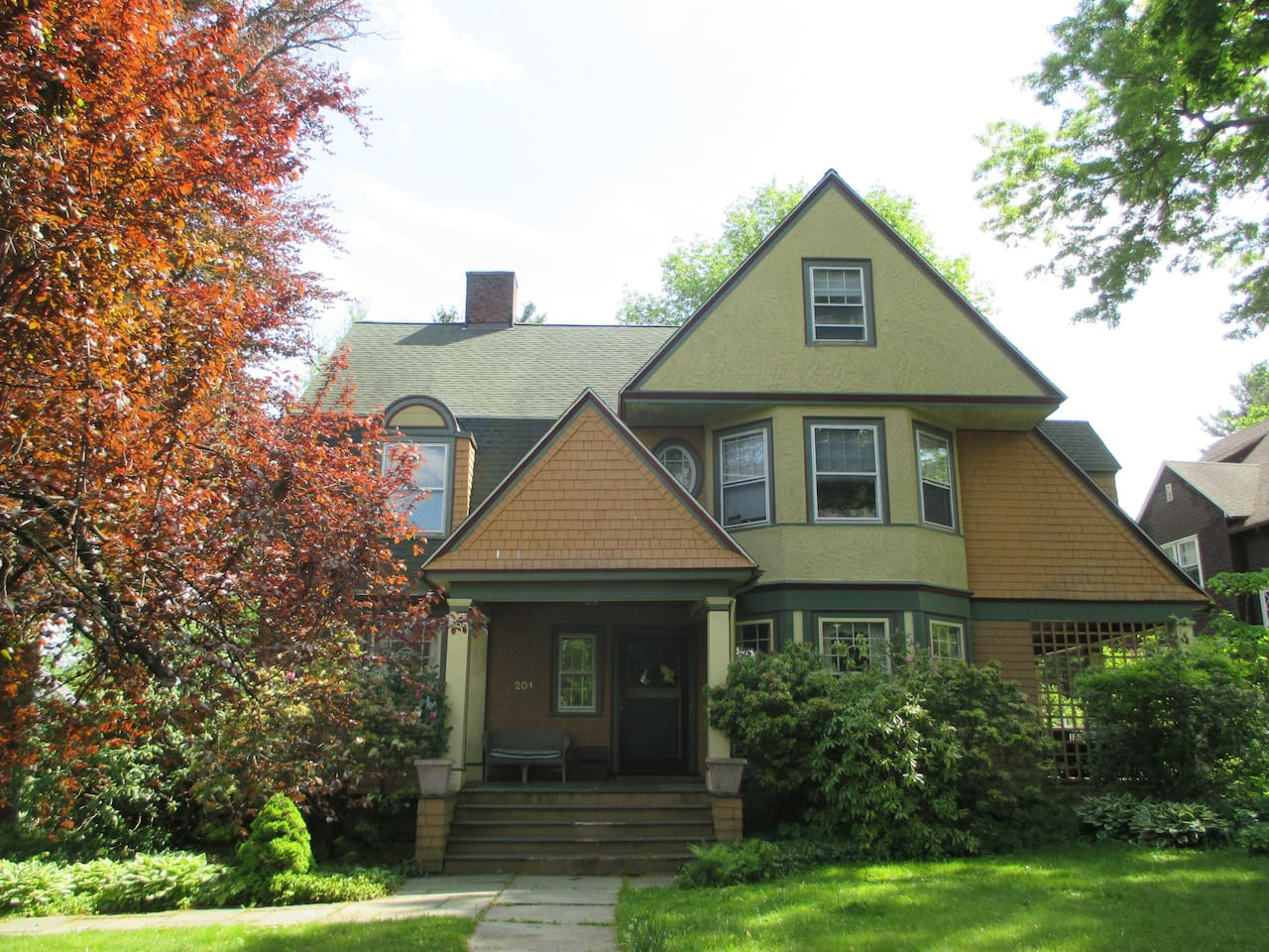 Turn of the Century Home in West Hartford