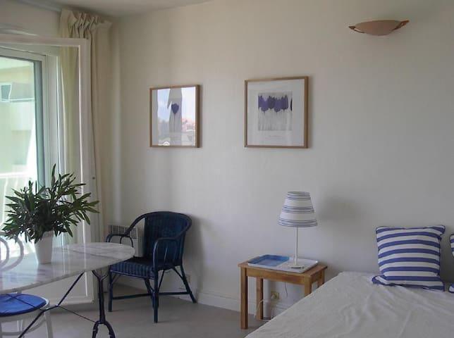Studio à 50 m de la plage - Biarritz - Departamento
