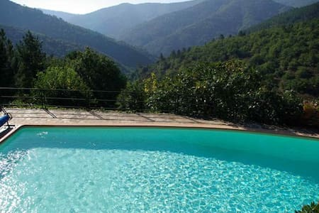 Southern France : House with eater pool - Saint-Mélany - 独立屋