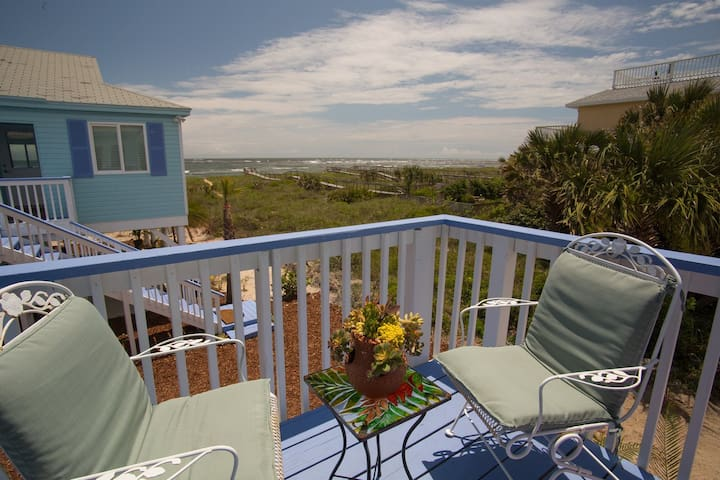 Oceanview Cottage at Vilano Beach