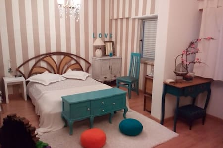 Bedroom with shared bathroom - Odivelas - Wohnung