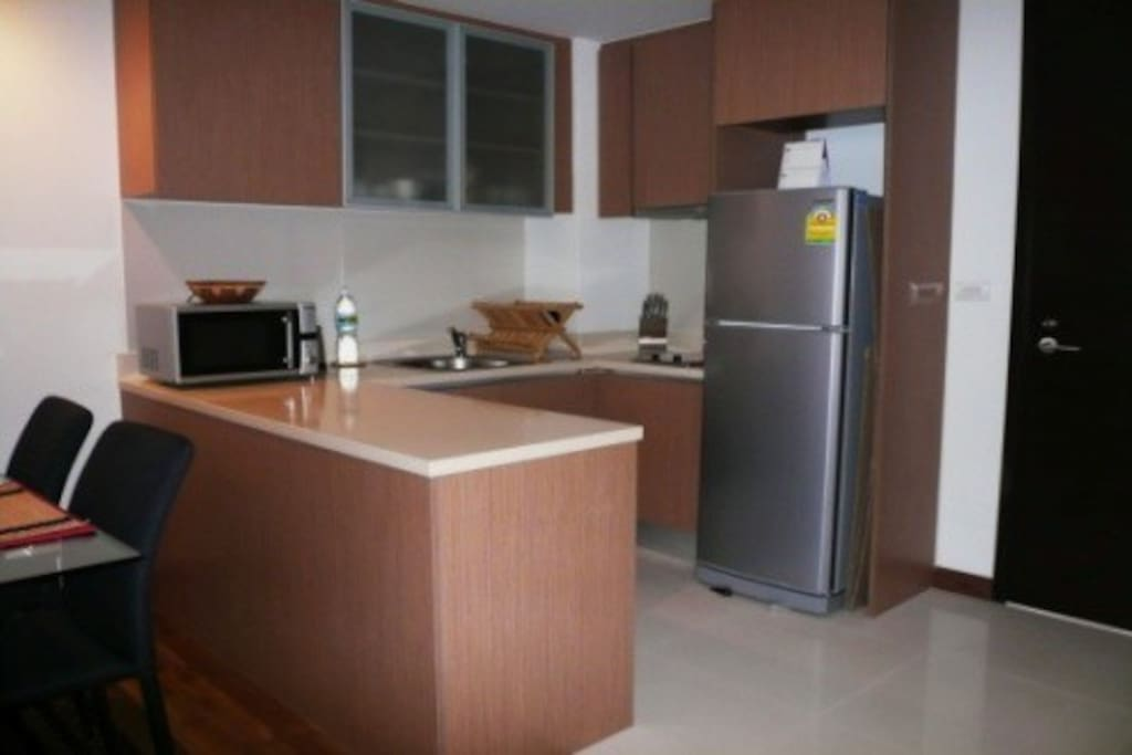 Equipped Kitchenette ensuite