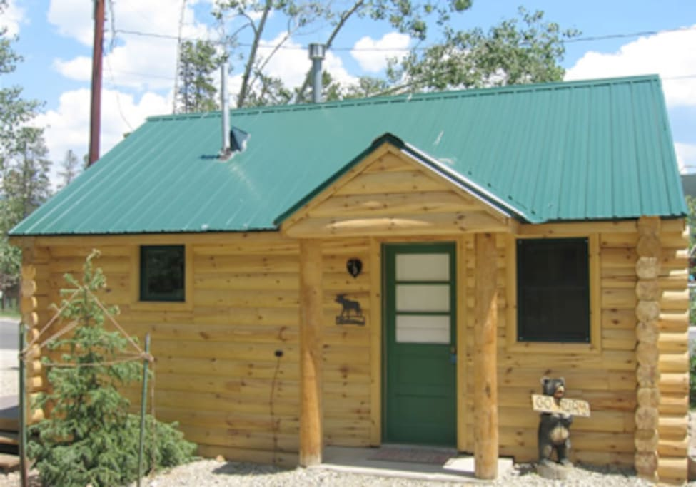 log cabin in perfect location cabins for rent in winter