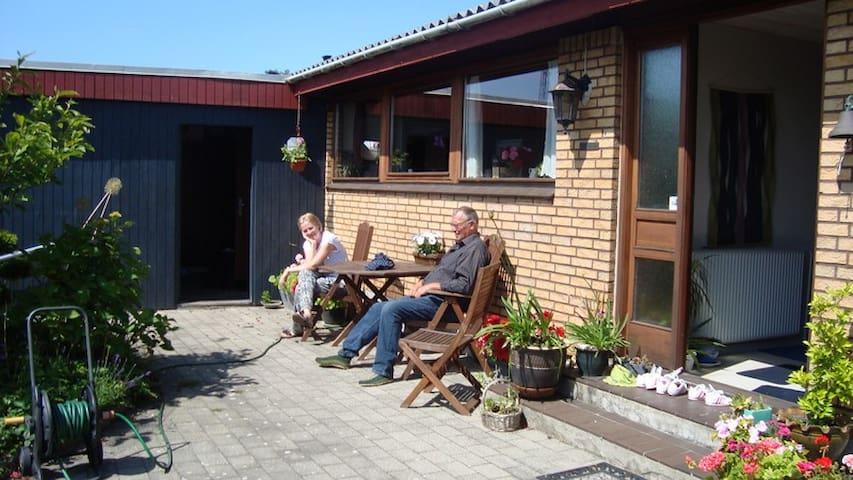 Helt Hus parcelhuskvarter - Hjørring