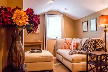 Secret City Guest House: The Alcove - Oak Ridge - Dům