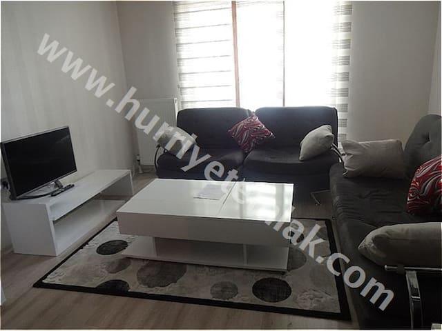 Ücretsiz 2 gün kalacağınız bir ev :) - Etimesgut - Apartament