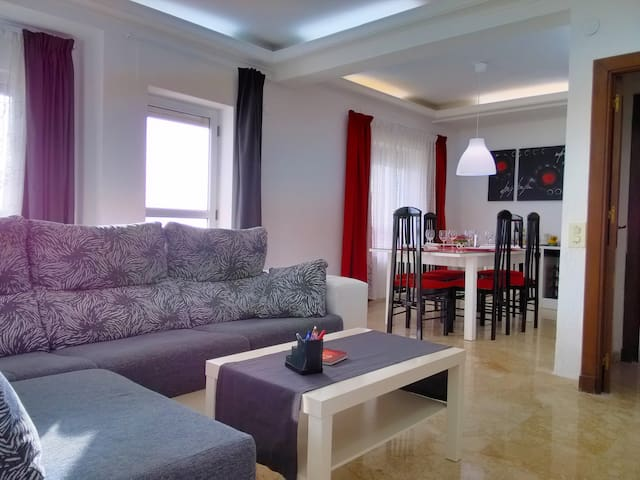 Seaviews Apt. 100m from the beach - Cádiz - Huis