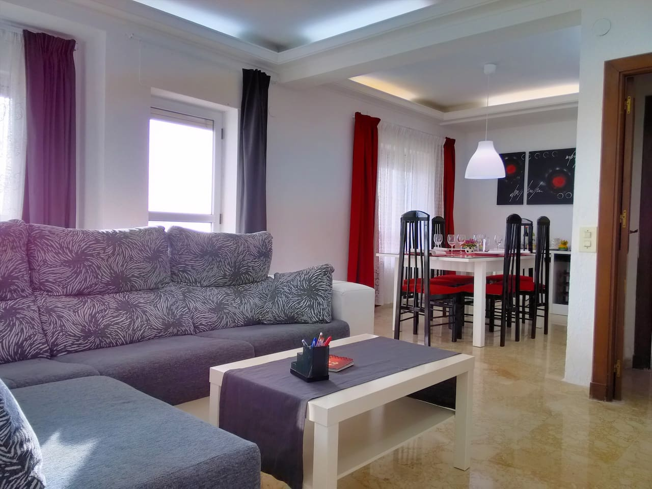Piso Con Vistas A 2 Min De La Playa Casas En Alquiler En C Diz  # Muebles Miguel Angel Cadiz