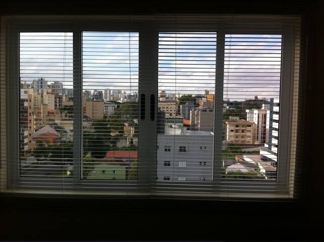 Curta a Copa do Mundo em Curitiba. - Curitiba - Lägenhet