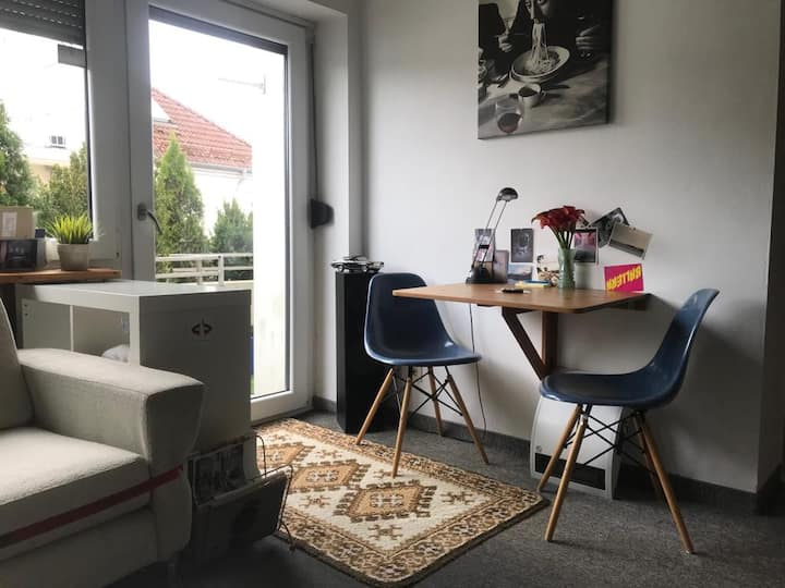 Comfy flat for 2 - 15 min to Wiesn