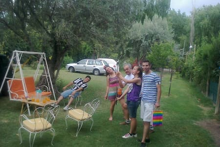 VIVIENDA CAMPESTRE Y FAMILIAR..TODO SE COMPARTE