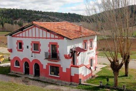ALBERGUE LaEstaciónDelRíoLobos (1) - Hontoria del Pinar