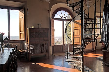 Beautifull apartment historic Villa - Bagno a Ripoli