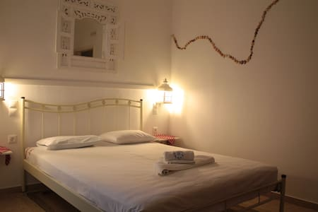 Olympias cozy studio in the heart of Pitsidia - Pitsidia - Casa de camp