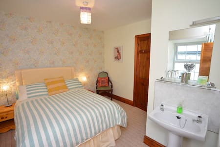 Double Room & Continental Breakfast - Llanbedr - Bed & Breakfast