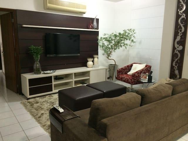 APTO - 5 MIN ESTÁDIO - DOWNTOWN  - Cuiabá - Appartamento