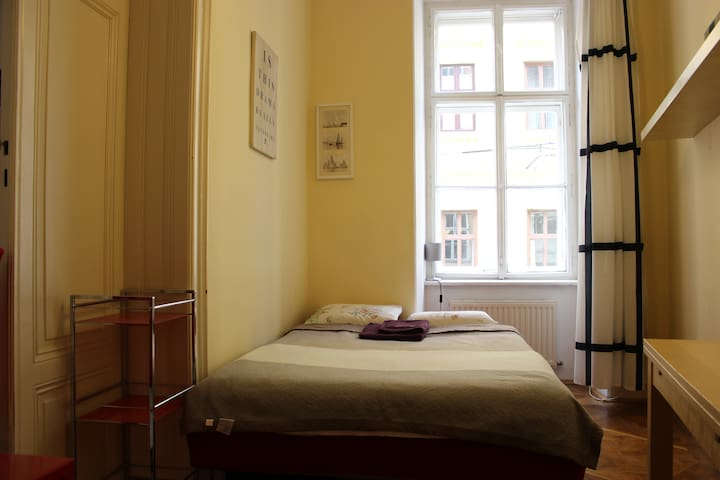 Typical Viennese room near city center/university - Viyana - Daire