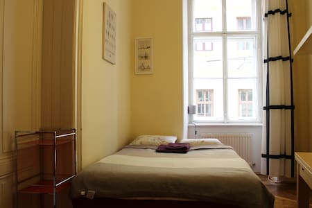 Typical Viennese room near city center/university - Вена - Квартира