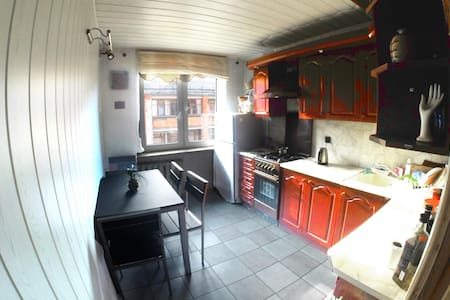 CHEAP 2 \BEDROOMS FLAT in Old town - Vilnius