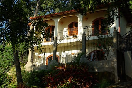 A Magical Laguna de Apoyo 2 Story Guest House
