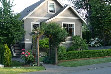 Character home in the heart of town - Courtenay