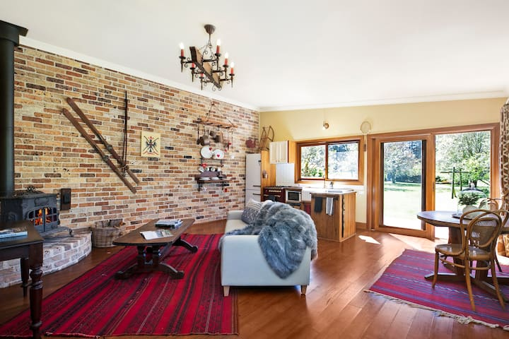 Highland Lodge - Boutique Rustic Luxury