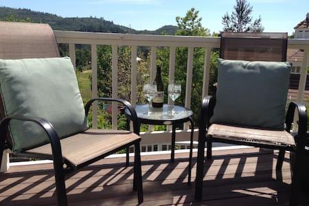 Wine Country Retreat