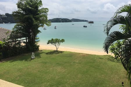 Beachfront 4 Bed Villa Ao Yon Panwa - Phuket